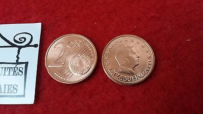 Luxembourg - (Piece) Of 2 Two Cents Cents' - New From Roll