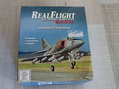 Real Flight Basic 7.5, Mode 2 ***Neu***