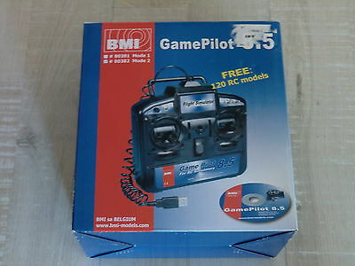 BMI Game Pilot 8.5 Mode 2 ***Neu***