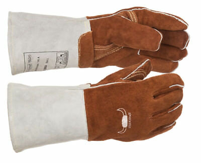 WELDAS Wool and COMFOflex®, Welding Gloves for High Heat Welding, HIGH QUALITY