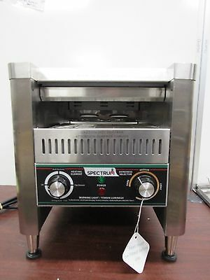 Winco Spectrum ECT-500 Electric Conveyor Toaster [27C]