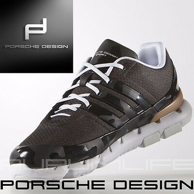 size 40 44d2b b9093 Adidas Porsche Design Mens Run Sport Shoes Bounce Originals Size Us 11.5  10. 5 9