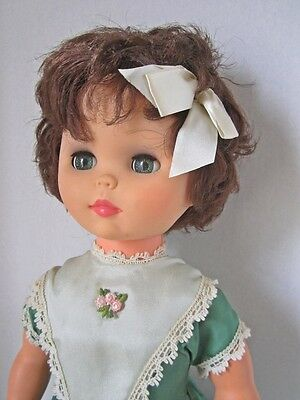 """Vintage Canadian 20""""/51 CM Star Doll With All Original Costume"""