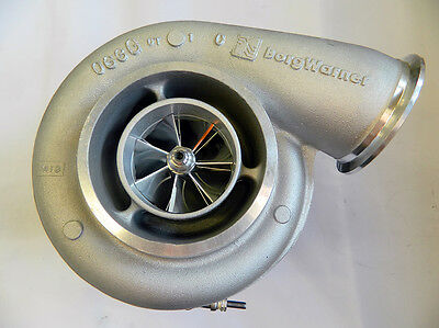 Borg Warner AirWerks S400SX4 Turbo T6 w/ 75mm Twin Scroll 1.32 A/R