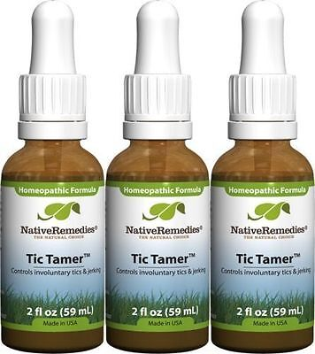 3x Brand New Tic Tamer For Involuntary Nervous Tics