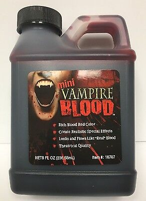 Vampire Blood - Theatrical Quality Fake Blood