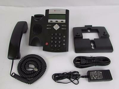 POLYCOM SoundPoint IP 335 Corded Business Phone Telephone 2201-12375-001