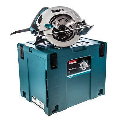 Makita HS7601J 240v 190mm 7.1/2in 1200w circular saw in case 3 year warranty