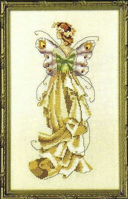 Pixie Lilly - Fairy  - Cross Stitch Chart - FREE POST
