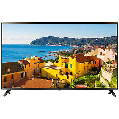 LG 43UJ6309, 108 cm (43 Zoll), UHD 4K, SMART TV, LED TV, True Motion 100, 1600 P