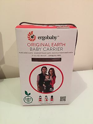 Ergobaby Earth Baby Carrier RRP 159.95 - BRAND NEW