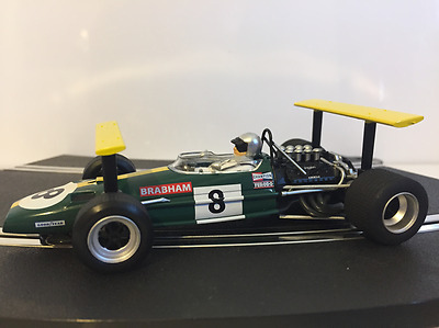 Scalextric C3589A Brabham BT26A Limited Edition Unboxed New