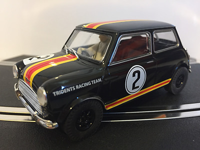 Scalextric C3586A 1964 ATCC Mini Cooper Limited Edition Unboxed No2