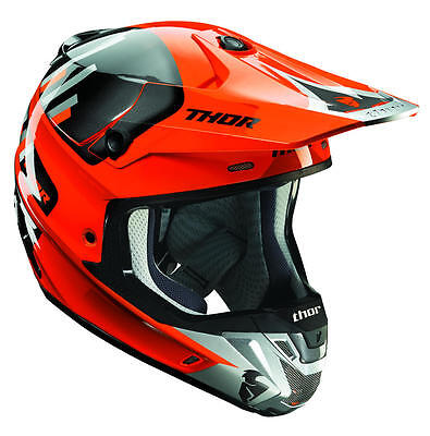 Thor Casco S7 Vergvort Or/gy Xs