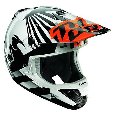 Thor Casco S7 Vergdazz Or/wh Xs