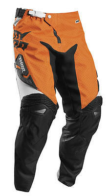 Thor Pantalones S7 Fuse Air Wh/or 34