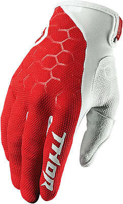 Thor Guantes S7 Draft Rd/wh Sm