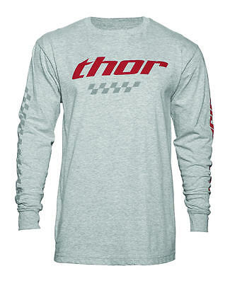 Thor Camiseta S7 L/s Charger Gy Sm