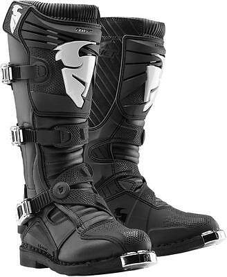 Thor Botas S12 Ratchet Black 9