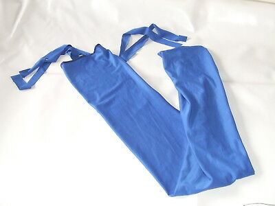 Ecotak Lycra Rugless Tie in Tail Bag - Royal Blue Ecotak