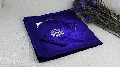 Altar Tarot Cards Bag Cloth Tablecloth Divination Wicca Velvet Tapestry Classic