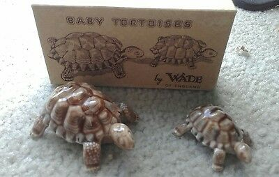 Wade collectable turtles