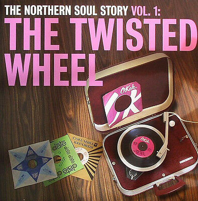 NORTHERN SOUL STORY VOL 1: TWISTED WHEEL ~ 2 x 180gsm VINYL LP ~ *NEW/SEALED*