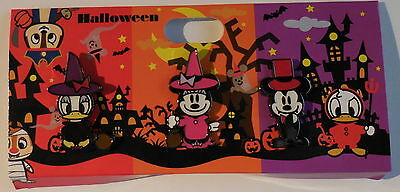 Disney Pin JDS Halloween 2014 Daisy Duck, Minnie & Mickey Mouse set of 3 Pins