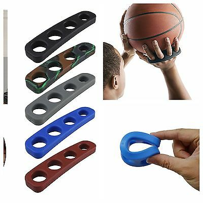 3size Silicone Shot lock Basketball Ball Shooting Trainer Training Fastness-lock