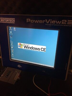 Motortech PowerView 2 Engine Information Monitor *ON SALE!