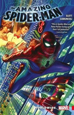 The Amazing Spider-Man : Worldwide. Marvel Graphic Novel Trade Paperback TPB