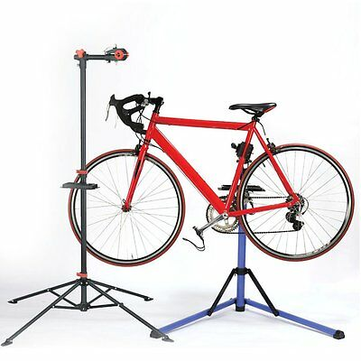 Bicycle Maintenance Mechanic Repair Stand Clamp Vice Repair Folding Clamp DE