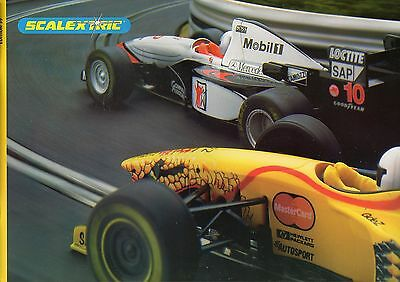 Scalextric 1998 Catalogue - Edition 39