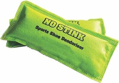 No Stink Moist Absorb & Smell Repellent Multi-Sports Footwear Shoes Deodoriser