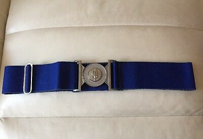 Special Air Service Belt and Buckle SAS