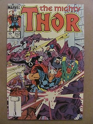 Thor #352 Marvel Comics 1966 Series 9.2 Near Mint-