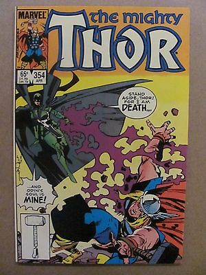 Thor #354 Marvel Comics 1966 Series 9.2 Near Mint-