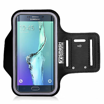 Sports Armband Running Arm Band Case Holder for Samsung Galaxy S7 Edge Phone New