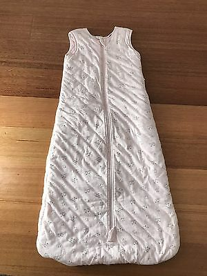 Purebaby Size Large (12-24 Mths) Sleeping Bag 3 Tog Excellent Condition RRP $79