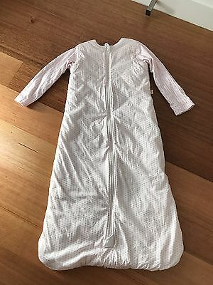 Purebaby Size Large (12-24 Mths) Sleeping Bag 3 Tog Excellent Condition RRP $85