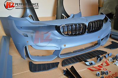 Bmw 4 Series F32 M4 Look Full Bodykit Inc Front Metal Wings | Pp Plastic Kit |