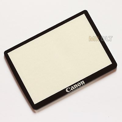 NEW Canon EOS 550D Replacement Screen Glass LCD Lens (Rebel T2i / Kiss X4) - UK