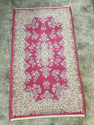 VERY FINE Persian Rug 2ft by 4ft RUG PURE WOOL