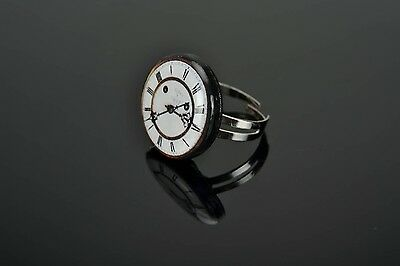 Ring 'Vintage Watch'