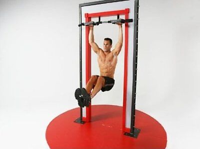 JML Iron Gym Door Frame Workout/Pull-Up Bar Home Gym ABS FITNESS WORKOUT STRETCH