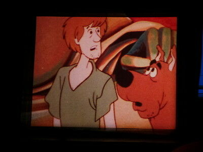 WOW  3 x SUPERB DIFFERENT SCOOBY DOO CARTOONS Super 8mm COLOUR/ NEW & UNPLAYED