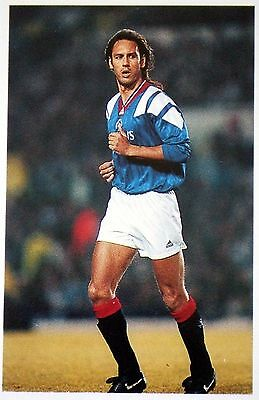 Mark Hateley Rangers - A Question Of Sport Card 1994