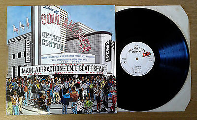 Live At The Soul All Dayer Of The Century – ULTRA RARE VINYL LP – 1987 Original