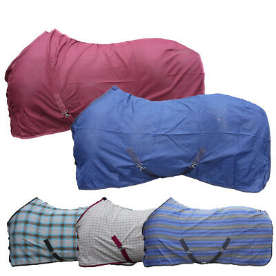 SUMMER SHEET STABLE SHEET Choice Of Sizes and Colour! cooler stable travel rug