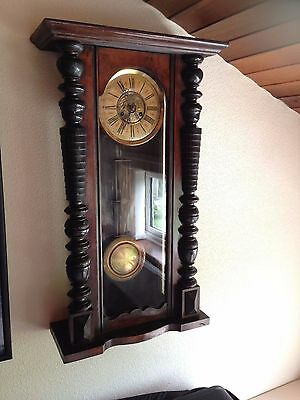 Large Old Wall Clock